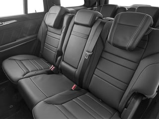 2014 Mercedes-Benz GL-Class Pictures GL-Class Utility 4D GL63 AMG 4WD V8 photos backseat interior