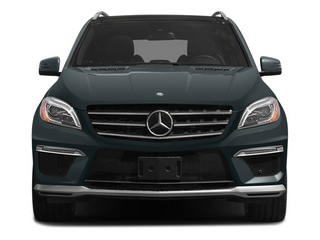 2014 Mercedes-Benz M-Class Pictures M-Class Utility 4D ML63 AMG AWD photos front view