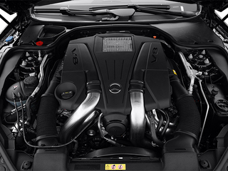 2014 Mercedes-Benz SL-Class Pictures SL-Class Roadster 2D SL550 V8 Turbo photos engine