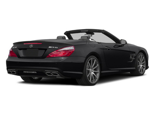 2014 Mercedes-Benz SL-Class Pictures SL-Class Roadster 2D SL63 AMG V8 Turbo photos side rear view