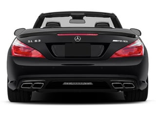 2014 Mercedes-Benz SL-Class Pictures SL-Class Roadster 2D SL63 AMG V8 Turbo photos rear view