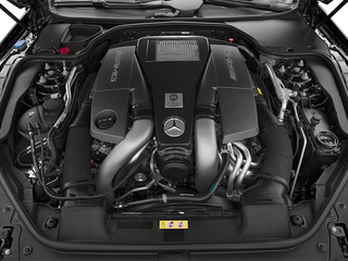 2014 Mercedes-Benz SL-Class Pictures SL-Class Roadster 2D SL63 AMG V8 Turbo photos engine