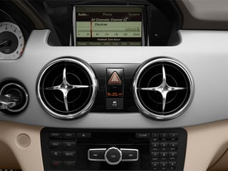 2014 Mercedes-Benz GLK-Class Pictures GLK-Class Utility 4D GLK350 2WD V6 photos stereo system
