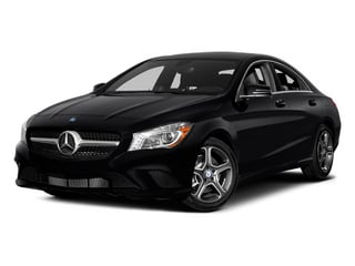 2014 Mercedes-Benz CLA-Class Pictures CLA-Class Sedan 4D CLA250 AWD I4 Turbo photos side front view
