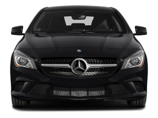 2014 Mercedes-Benz CLA-Class Pictures CLA-Class Sedan 4D CLA250 AWD I4 Turbo photos front view
