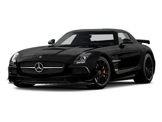 2014 Mercedes-Benz SLS AMG Black Series Pictures SLS AMG Black Series 2 Door Coupe Black Series photos side front view