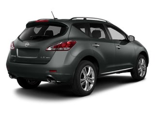 2014 Nissan Murano Pictures Murano Utility 4D LE AWD V6 photos side rear view