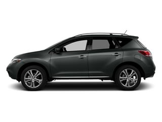 2014 Nissan Murano Pictures Murano Utility 4D LE AWD V6 photos side view