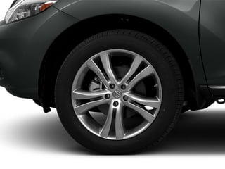 2014 Nissan Murano Pictures Murano Utility 4D LE AWD V6 photos wheel