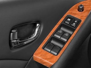 2014 Nissan Murano Pictures Murano Utility 4D LE AWD V6 photos driver's side interior controls