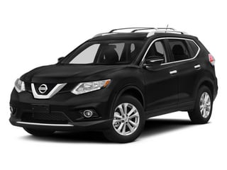 2014 Nissan Rogue Pictures Rogue Utility 4D SL AWD I4 photos side front view