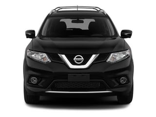 2014 Nissan Rogue Pictures Rogue Utility 4D SL AWD I4 photos front view