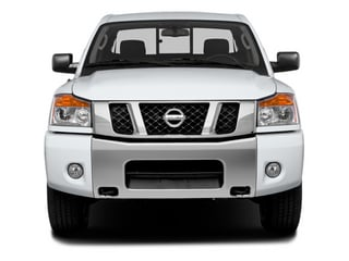 2014 Nissan Titan Pictures Titan King Cab S 4WD photos front view