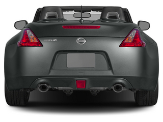 2014 Nissan 370Z Pictures 370Z Roadster 2D Touring V6 photos rear view