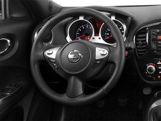2014 Nissan JUKE Pictures JUKE Utility 4D NISMO 2WD I4 Turbo photos driver's dashboard