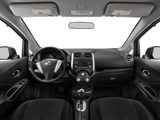2014 Nissan Versa Note Pictures Versa Note Hatchback 5D Note S Plus I4 photos full dashboard