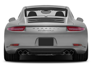 2014 Porsche 911 Pictures 911 Coupe 2D Turbo AWD H6 photos rear view