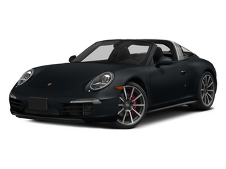 2014 Porsche 911 Pictures 911 Coupe 2D 4 Targa AWD photos side front view