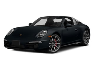 2014 Porsche 911 Pictures 911 Coupe 2D 4S Targa AWD photos side front view