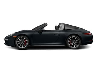 2014 Porsche 911 Pictures 911 Coupe 2D 4 Targa AWD photos side view