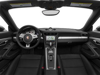 2014 Porsche 911 Pictures 911 Coupe 2D 4 Targa AWD photos full dashboard