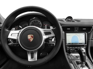 2014 Porsche 911 Pictures 911 Coupe 2D Turbo S AWD H6 photos driver's dashboard