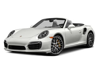 2014 Porsche 911 Pictures 911 Cabriolet 2D AWD H6 Turbo photos side front view