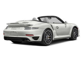 2014 Porsche 911 Pictures 911 Cabriolet 2D AWD H6 Turbo photos side rear view