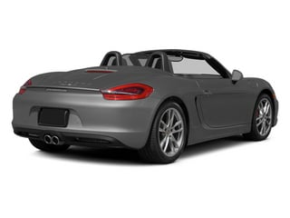 2014 Porsche Boxster Pictures Boxster Roadster 2D S H6 photos side rear view