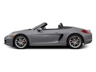 2014 Porsche Boxster Pictures Boxster Roadster 2D S H6 photos side view