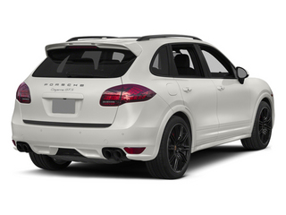 2014 Porsche Cayenne Pictures Cayenne Utility 4D GTS AWD V8 photos side rear view