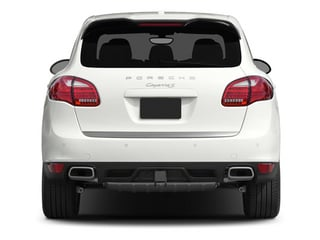 2014 Porsche Cayenne Pictures Cayenne Utility 4D AWD V6 photos rear view