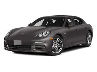 2014 Porsche Panamera Pictures Panamera Hatchback 4D 4S V6 Turbo photos side front view