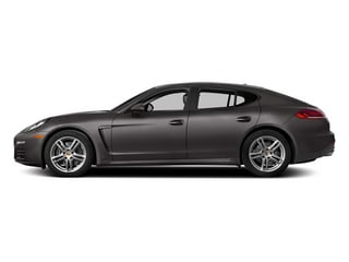 2014 Porsche Panamera Pictures Panamera Hatchback 4D S AWD V8 Turbo photos side view