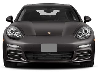 2014 Porsche Panamera Pictures Panamera Hatchback 4D S V6 Turbo photos front view