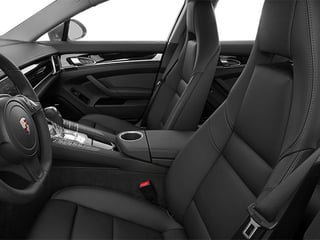 2014 Porsche Panamera Pictures Panamera Hatchback 4D S V6 Turbo photos front seat interior