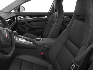 2014 Porsche Panamera Pictures Panamera Hatchback 4D 4S V6 Turbo photos front seat interior