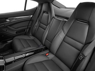 2014 Porsche Panamera Pictures Panamera Hatchback 4D S V6 Turbo photos backseat interior