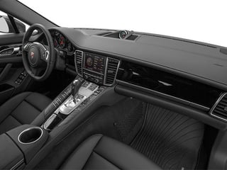 2014 Porsche Panamera Pictures Panamera Hatchback 4D S V6 Turbo photos passenger's dashboard