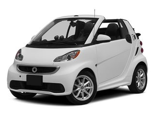 2014 smart fortwo electric drive Pictures fortwo electric drive Convertible 2D Electric photos side front view