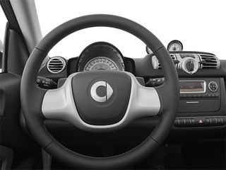 2014 smart fortwo electric drive Pictures fortwo electric drive Convertible 2D Electric photos driver's dashboard