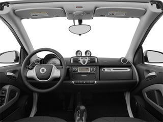 2014 smart fortwo electric drive Pictures fortwo electric drive Convertible 2D Electric photos full dashboard