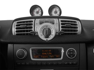 2014 smart fortwo electric drive Pictures fortwo electric drive Convertible 2D Electric photos stereo system