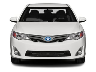 2014 Toyota Camry Hybrid Pictures Camry Hybrid Sedan 4D LE I4 Hybrid photos front view