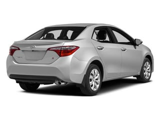 2014 Toyota Corolla Pictures Corolla Sedan 4D S I4 photos side rear view