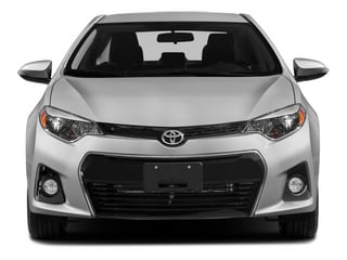 2014 Toyota Corolla Pictures Corolla Sedan 4D S I4 photos front view