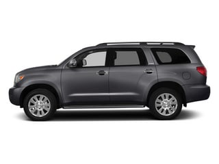 2014 Toyota Sequoia Pictures Sequoia Utility 4D Platinum 4WD V8 photos side view