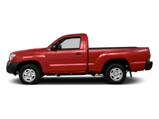 2014 Toyota Tacoma Pictures Tacoma Base 4WD I4 photos side view