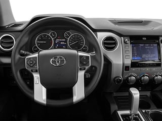 2014 Toyota Tundra 4WD Truck Pictures Tundra 4WD Truck SR5 4WD 5.7L V8 photos driver's dashboard