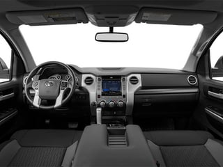 2014 Toyota Tundra 4WD Truck Pictures Tundra 4WD Truck SR5 4WD 5.7L V8 photos full dashboard
